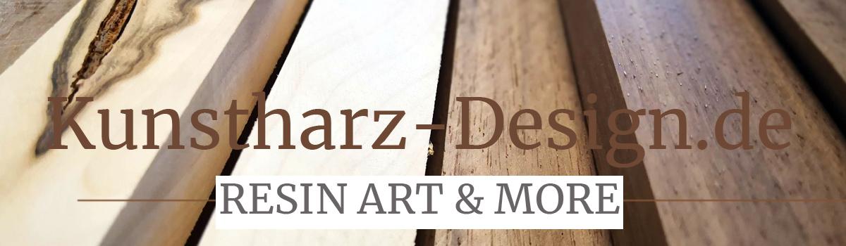 Kunstharz-Design - Resin für Möbel / Tische, Geode Resin Art Wohndesign